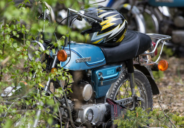 Skogsmulle, Suzuki K50
